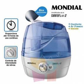 Humidificador Ultrasónico de Aire Mondial Air 2