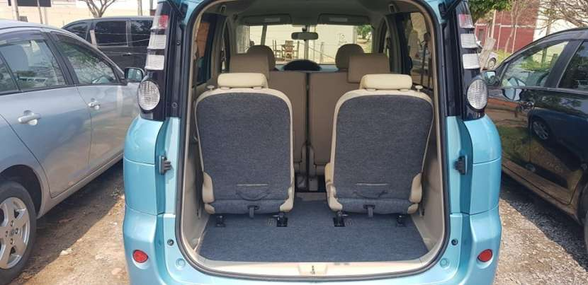 Toyota sienta 2011 caja automática - 6