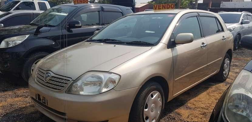 Toyota vitz 2001 automática - 0