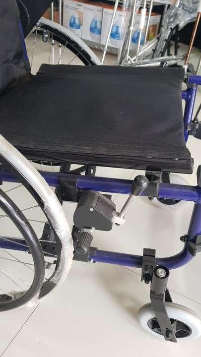 Silla de ruedas rebatible - 2