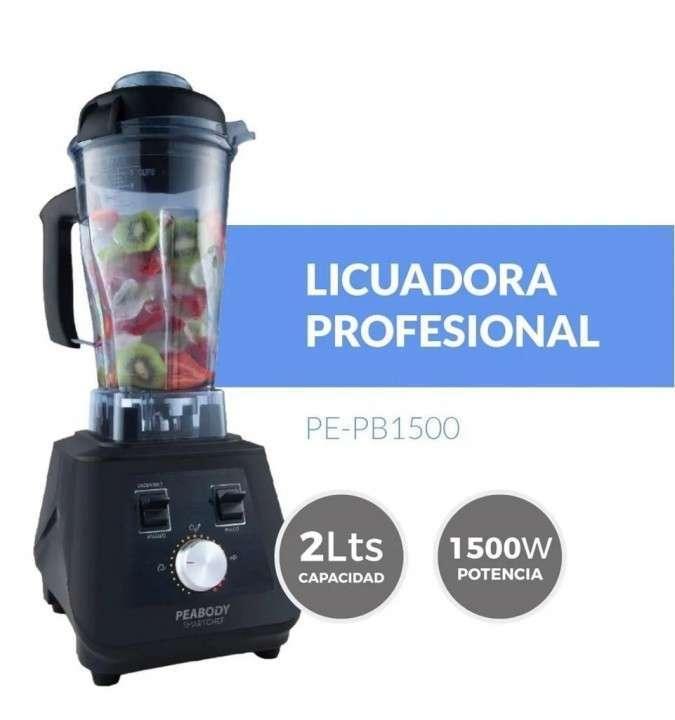 Licuadora Peabody 1.500W - 0