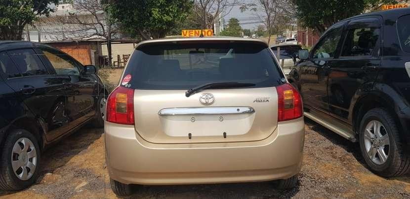 Toyota vitz 2001 automática - 4