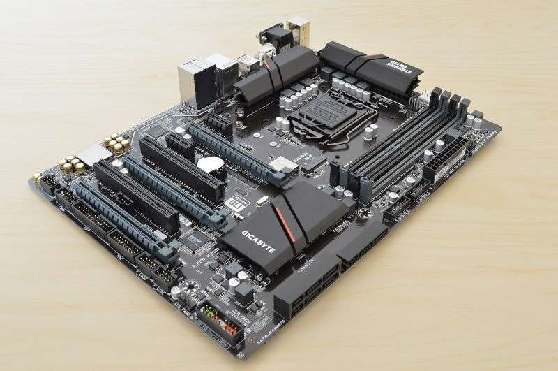 Gigabyte GA-Z170XP-SLI - 0