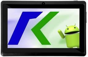 Tableta Keen A78 con conexión Wi-Fi