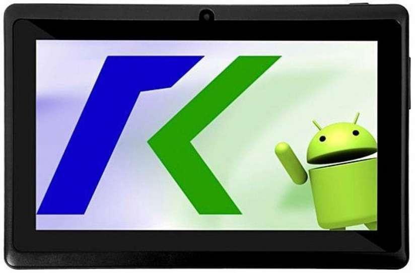 Tableta Keen A78 con conexión Wi-Fi - 0
