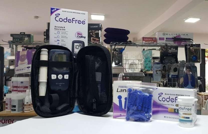 Medidor de glucosa Codefree - 1
