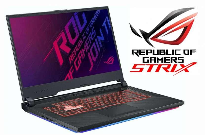 Notebook Asus ROG Strix G512 Intel Core i7 - 0