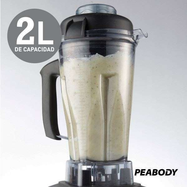 Licuadora Peabody 1.500W - 2
