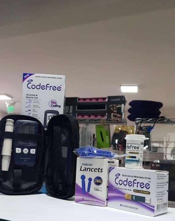 Medidor de glucosa Codefree - 0