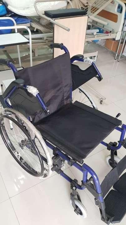 Silla de ruedas rebatible - 3