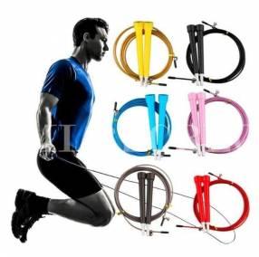Cuerda metálica para entrenamiento