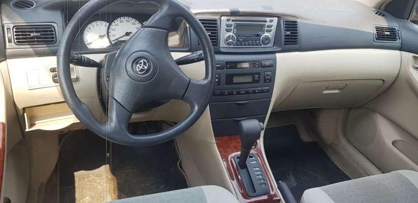 Toyota vitz 2001 automática - 5