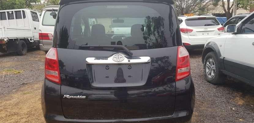 Toyota ractis 2008 - 3