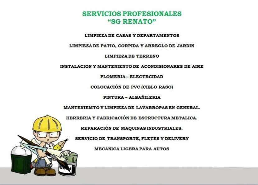 Servicios profesionales - 0