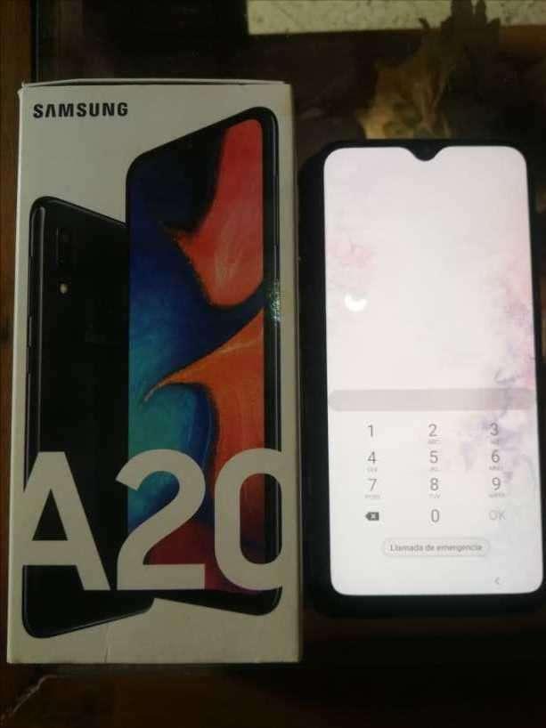 Samsung Galaxy A20 de 32 gb - 0
