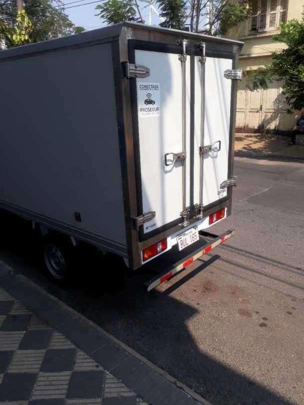 Camión Refrigerado DFSK 2015 - 1