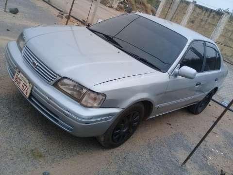 Toyota corsa 1999 - 2