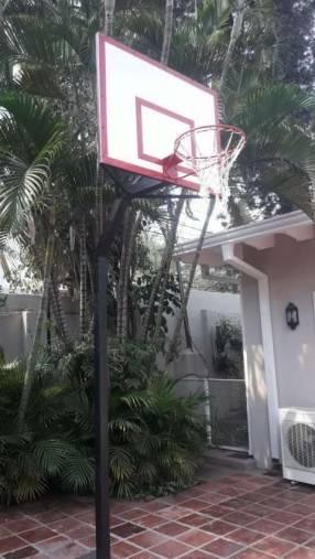 Aro de Basketbaall