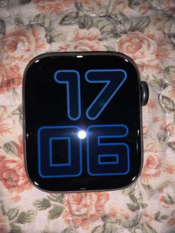 Apple Watch Series 5 44m Space Gray - 0