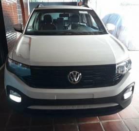 Volkswagen Tcross automático 2020 0km
