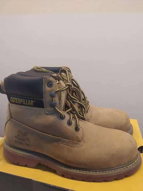 Botas Caterpillar calce 44 - 0