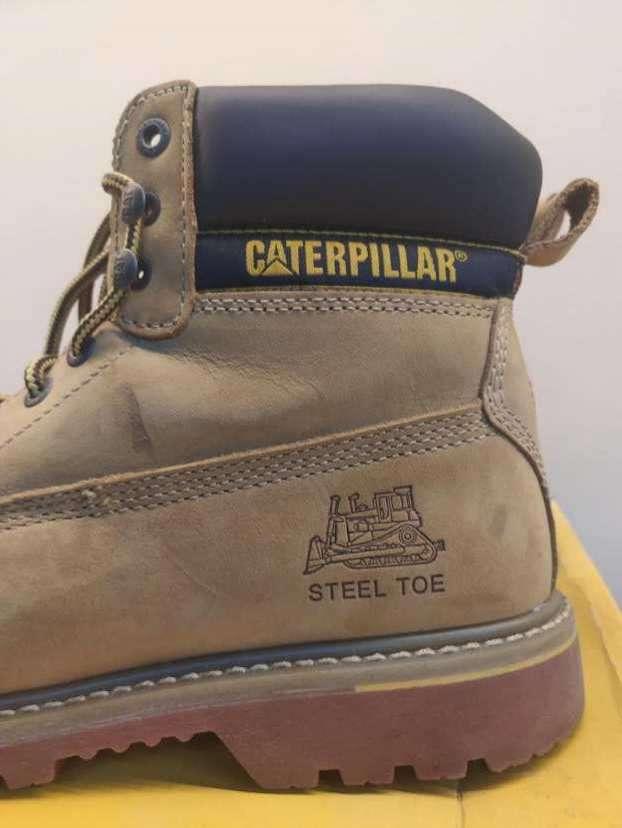 Botas Caterpillar calce 44 - 3