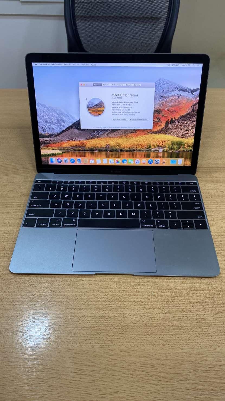 MacBook de 12 Pulgadas - 0
