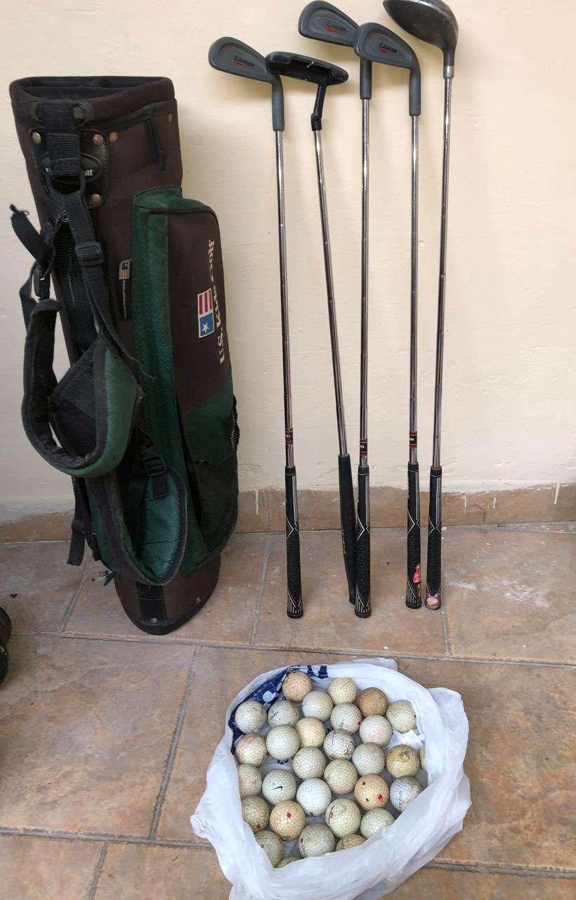 Set de palos de golf - 0