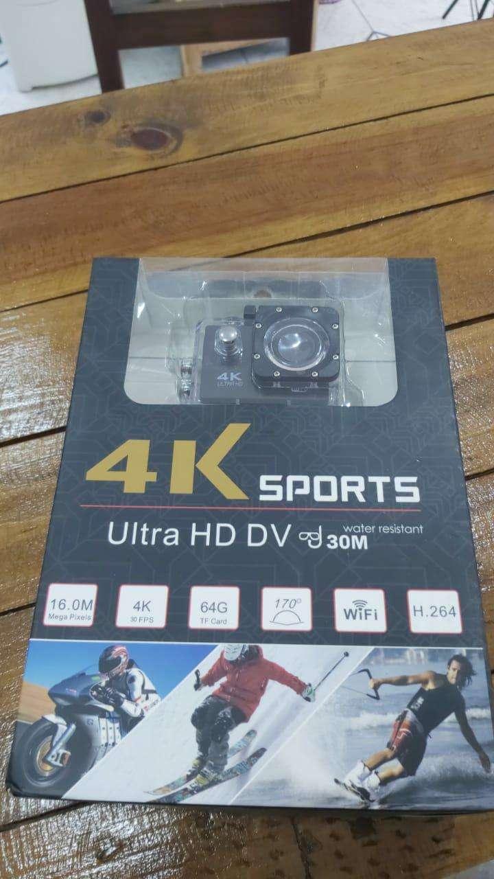 Cámara deportiva 4K - 0