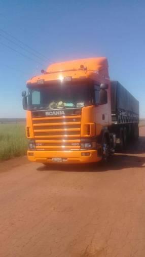 Scania 124l 420 2000