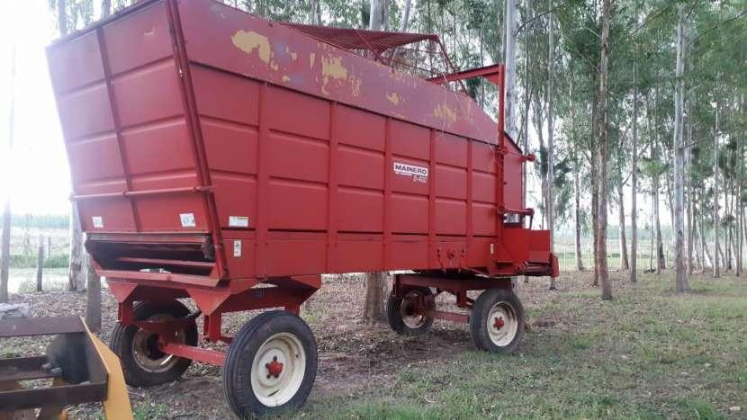 Vagón forrajero Mainero - 2