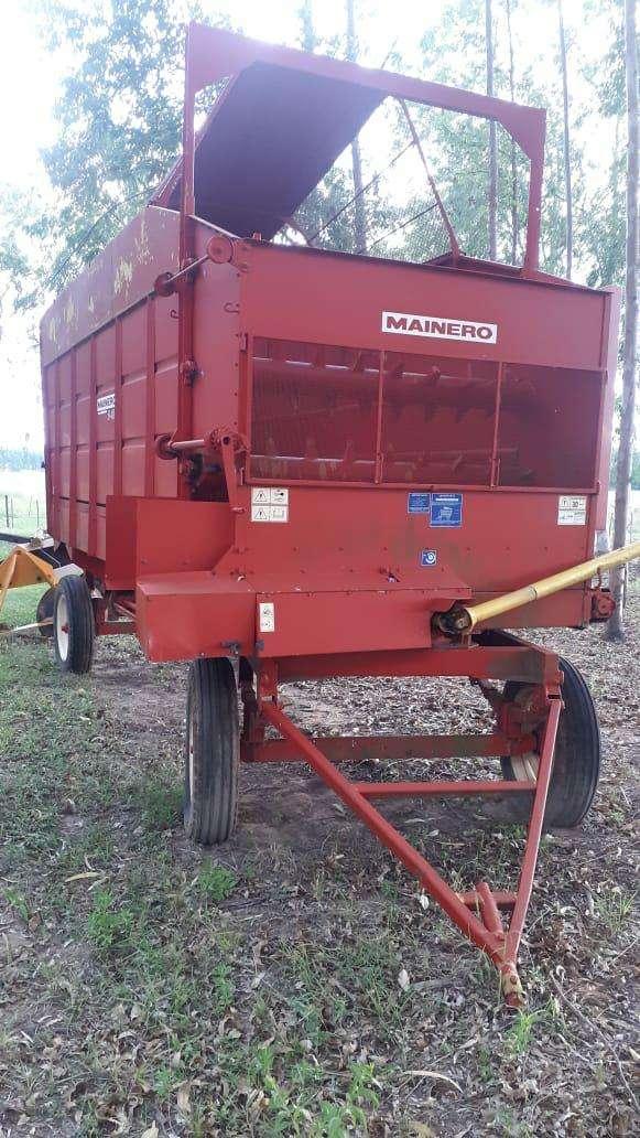 Vagón forrajero Mainero - 3