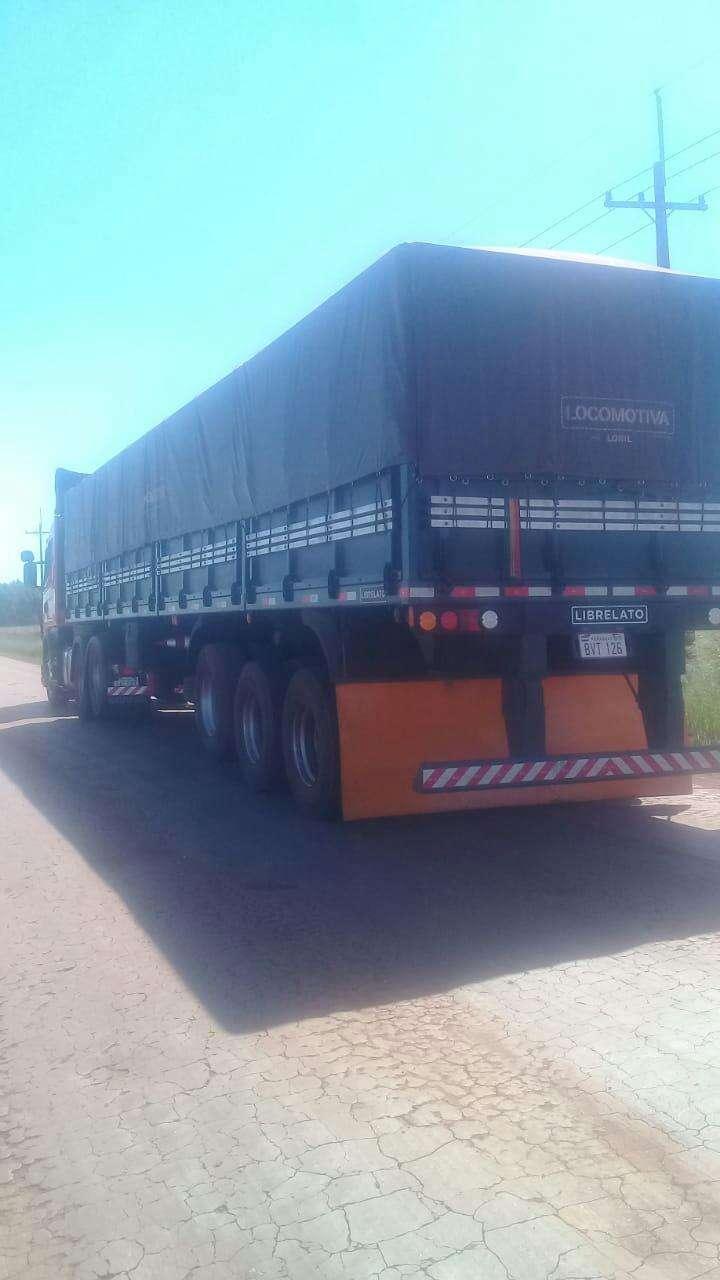 Scania 124l 420 2000 - 3