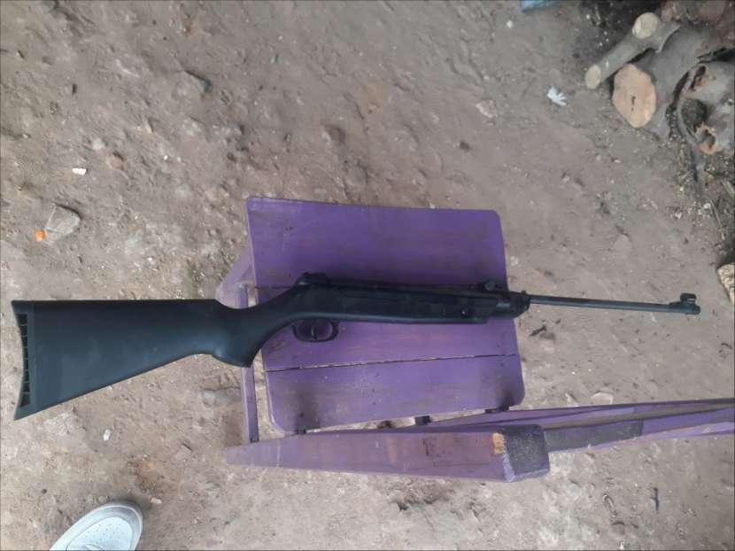Rifle de aire comprimido - 3