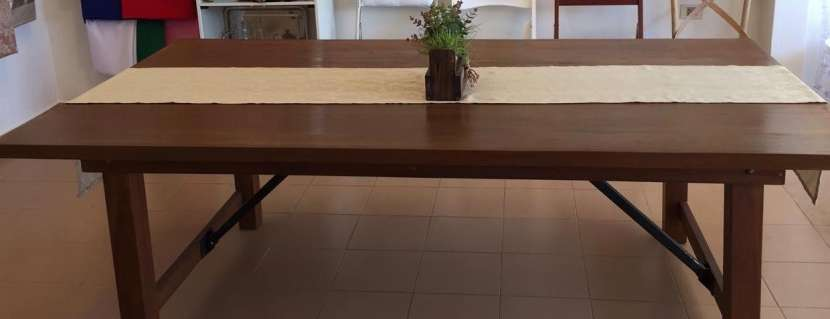 Mesas lustradas - 0