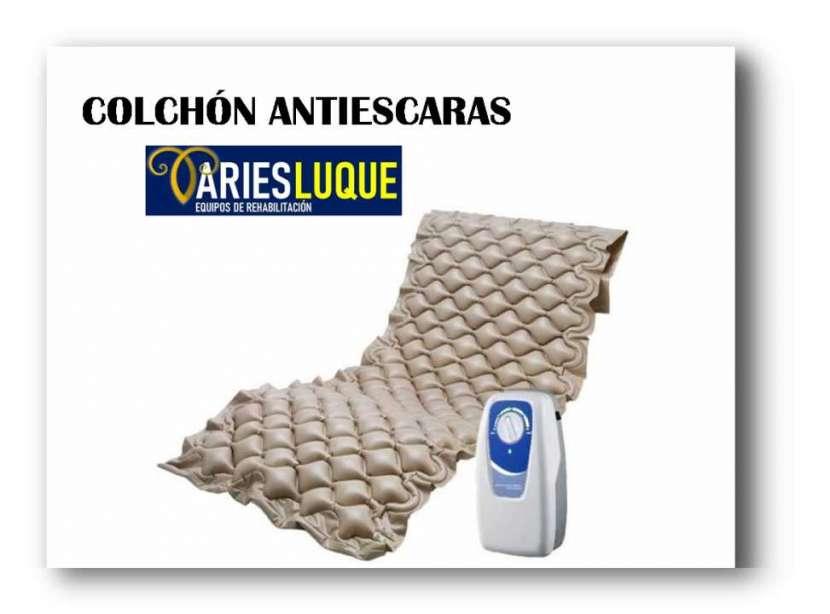 Colchon anti-escaras - 0