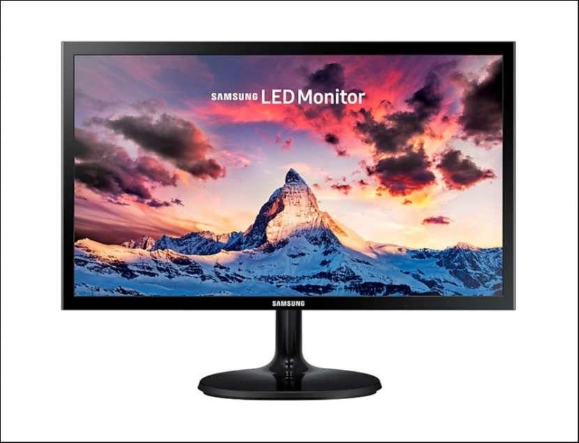 Monitor Samsung 19 pulgadas LS19F355HNLXZB VGA - 0