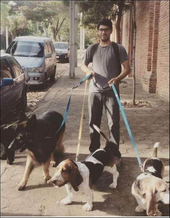Servicio de paseos caninos a domicilio monchi - 1