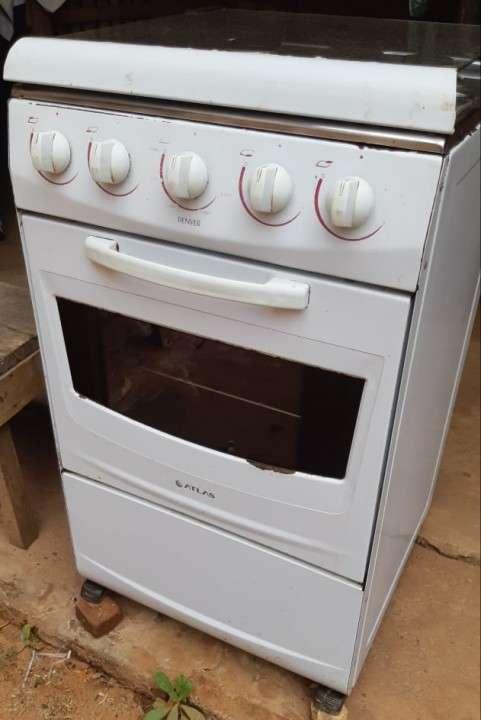 Cocina a gas atlas - 1