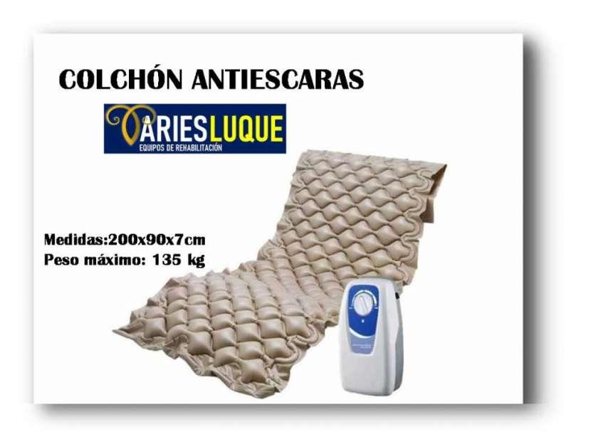 Colchon antiescaras - 0