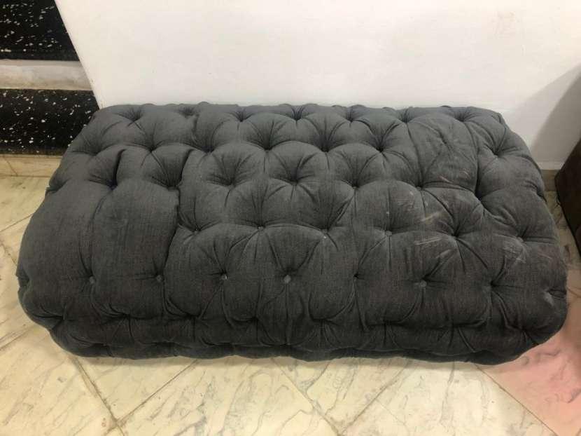Sofa para poner los pies - 1