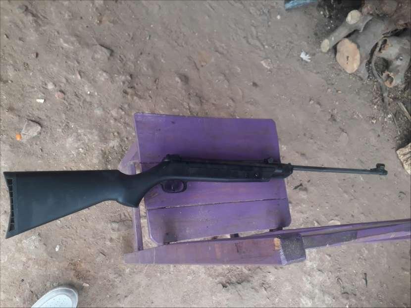 Rifle de aire comprimido - 2