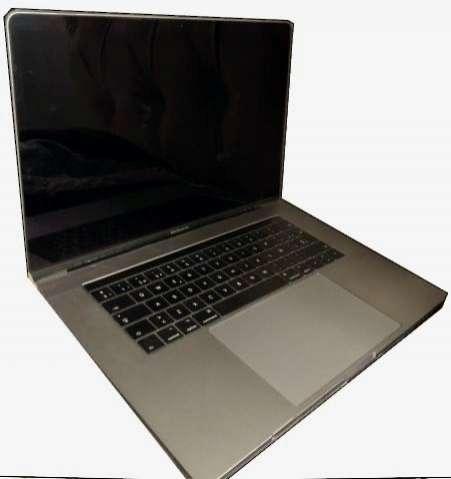 MacBook Pro 2017 touch bar 2.2 16gb ram 256 gb 15 pulgadas. - 0