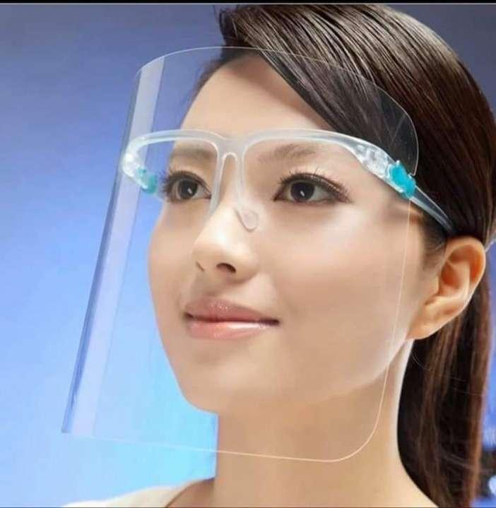 Protector facial - 0