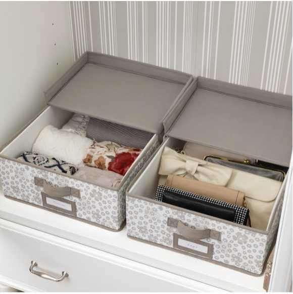 Caja organizadora con tapa 35x50x15 cm Storstabbe - 2