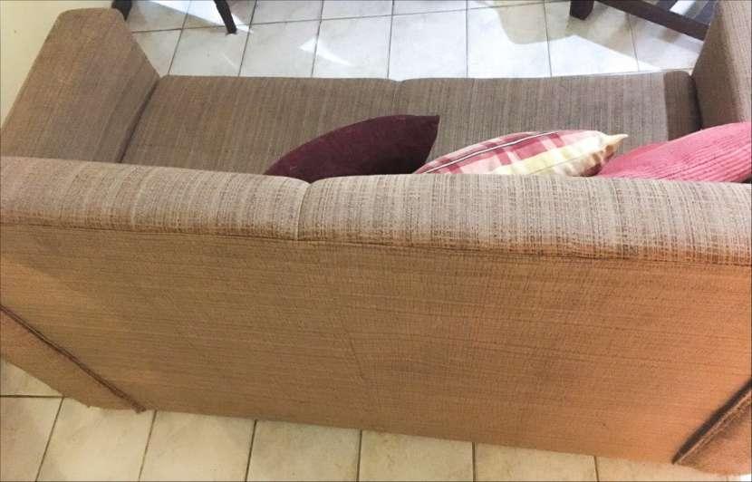 Sofa de 2 plazas - 1