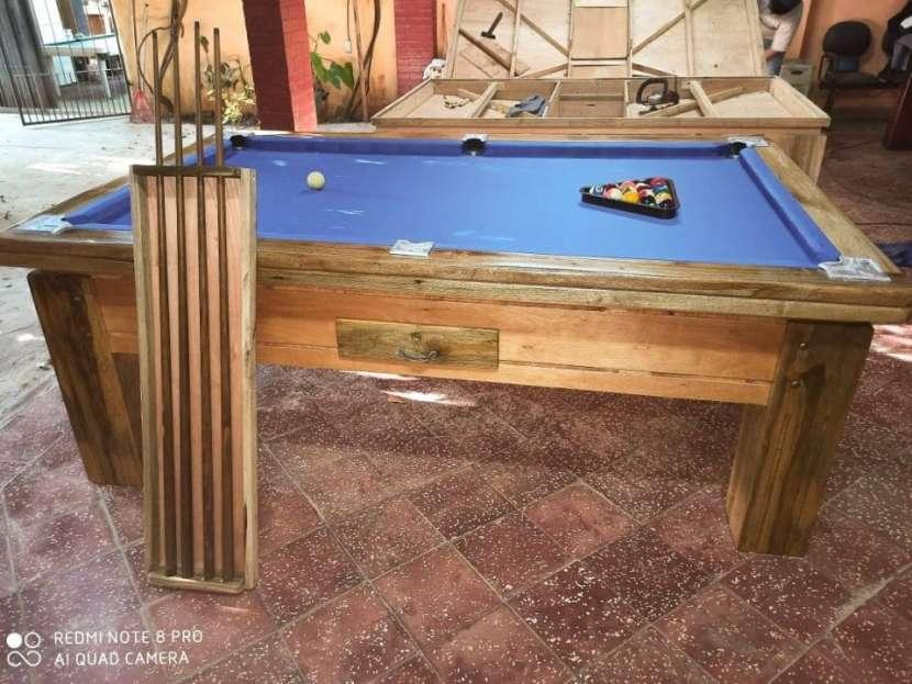 Mesa de billar - 2