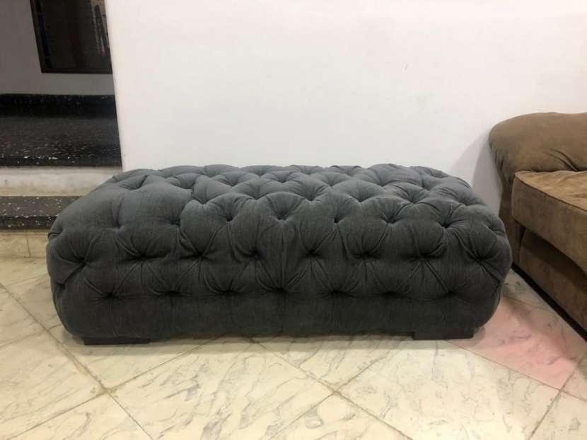 Sofa para poner los pies - 0