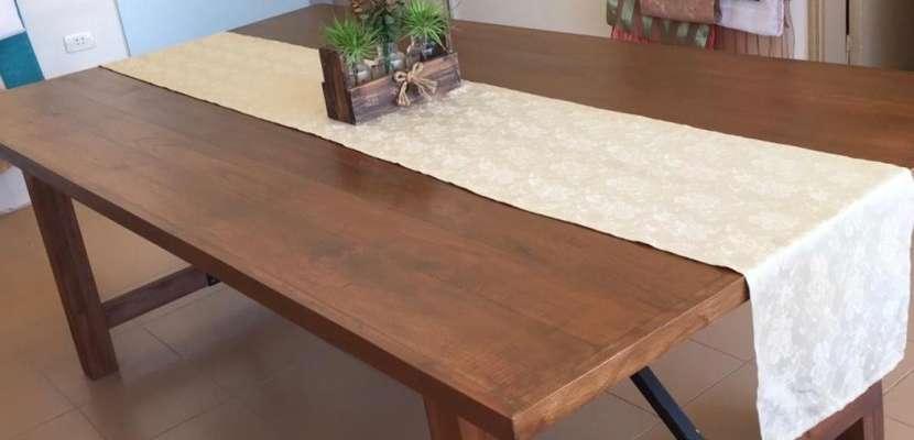 Mesas lustradas - 1