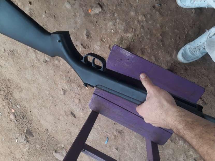 Rifle de aire comprimido - 4